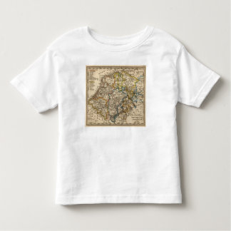 Germany, Netherlands, and Belgium Toddler T-Shirt