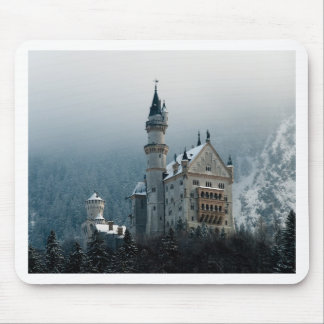 Germany Neuschwanstein Castle Mouse Mat