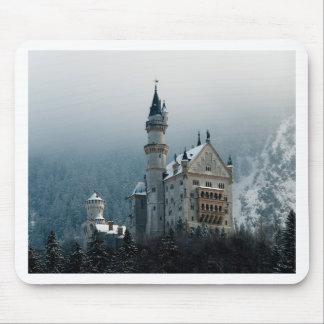 Germany Neuschwanstein Castle Mouse Pad