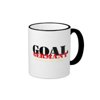 Germany No Pain No Gain Coffee Mug
