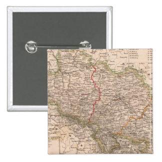 Germany, Poland 15 Cm Square Badge