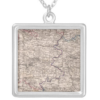 Germany, Poland Silver Plated Necklace