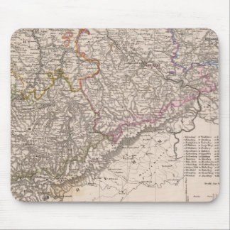 Germany Railroad Mouse Pad