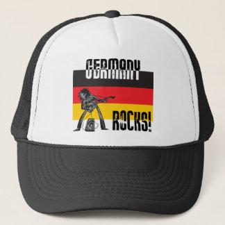 Germany Rocks Trucker Hat