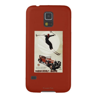 Germany - Skier Jumping Cases For Galaxy S5