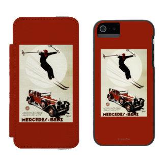 Germany - Skier Jumping Incipio Watson™ iPhone 5 Wallet Case