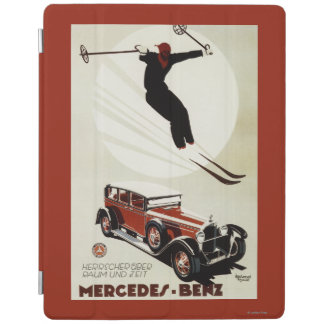 Germany - Skier Jumping iPad Cover