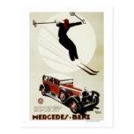 Germany - Skier Jumping Postcard