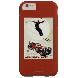 Germany - Skier Jumping Tough iPhone 6 Plus Case