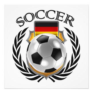 Germany Soccer 2016 Fan Gear Art Photo