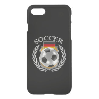 Germany Soccer 2016 Fan Gear iPhone 7 Case