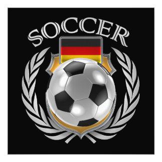 Germany Soccer 2016 Fan Gear Photo