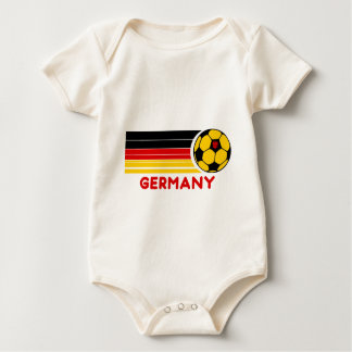 Germany Soccer Baby Shirt