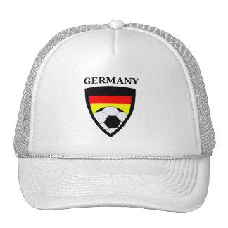 Germany Soccer Cap
