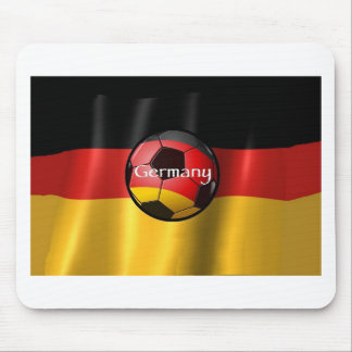 Germany Soccer Mouse Pads