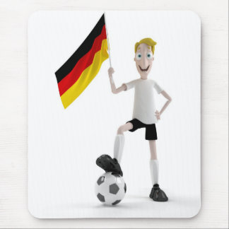 Germany soccer mousepads