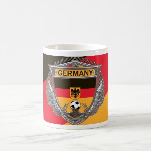 Germany Soccer Mug