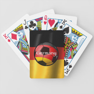 Germany Soccer Card Deck