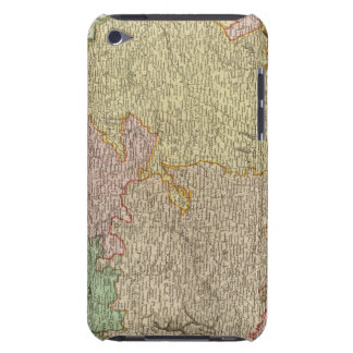 Germany south of the Mayan iPod Touch Case-Mate Case