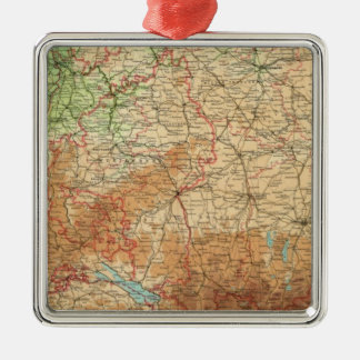 Germany southern section christmas ornament