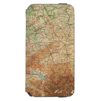 Germany southern section incipio watson™ iPhone 6 wallet case