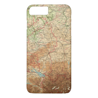 Germany southern section iPhone 7 plus case
