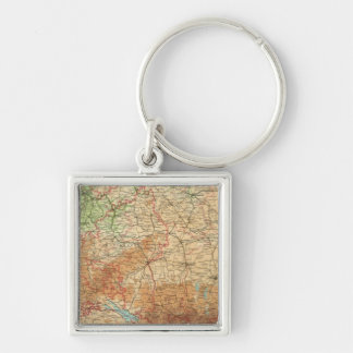 Germany southern section key ring