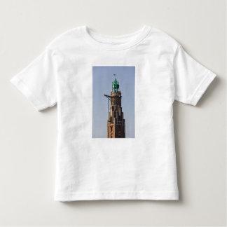 Germany, State of Bremen, Bremerhaven. Harbor Toddler T-Shirt