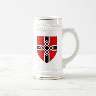 Germany Stein - Rune Cross Shield