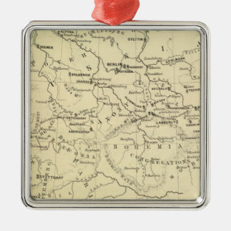 Germany, Switzerland, Holland Christmas Ornament