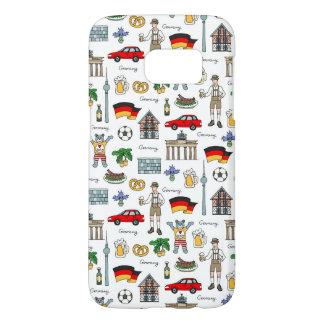 Germany   Symbols Pattern