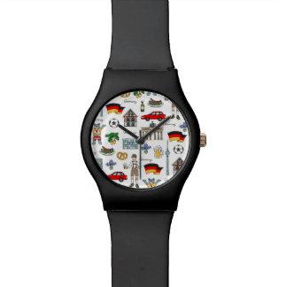 Germany | Symbols Pattern Watch