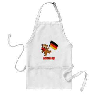Germany Teddy Bear Aprons