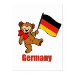Germany Teddy Bear Post Cards