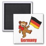 Germany Teddy Bear Refrigerator Magnets