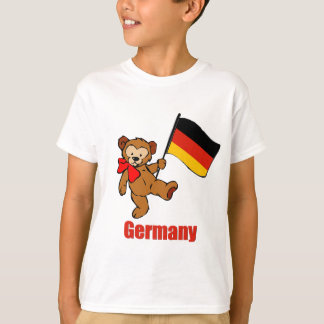 Germany Teddy Bear T-Shirt