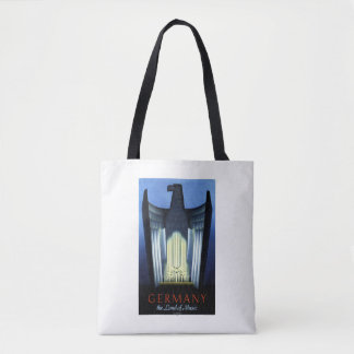 Germany Tourism Tote