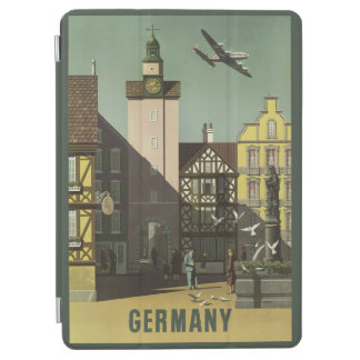 GERMANY Vintage Travel device covers iPad Air Cover