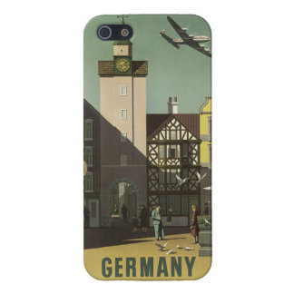 GERMANY Vintage Travel iPhone cases
