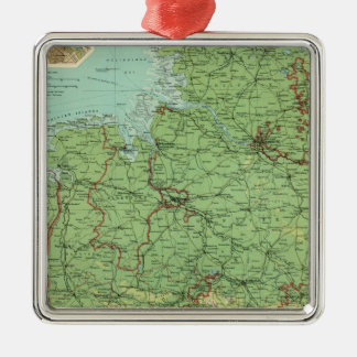 Germany western section christmas ornament