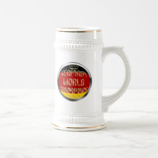 Germany World Champions 2014 Soccer Beer Steins