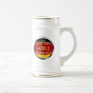 Germany World Champions 2014 Soccer Coffee Mug