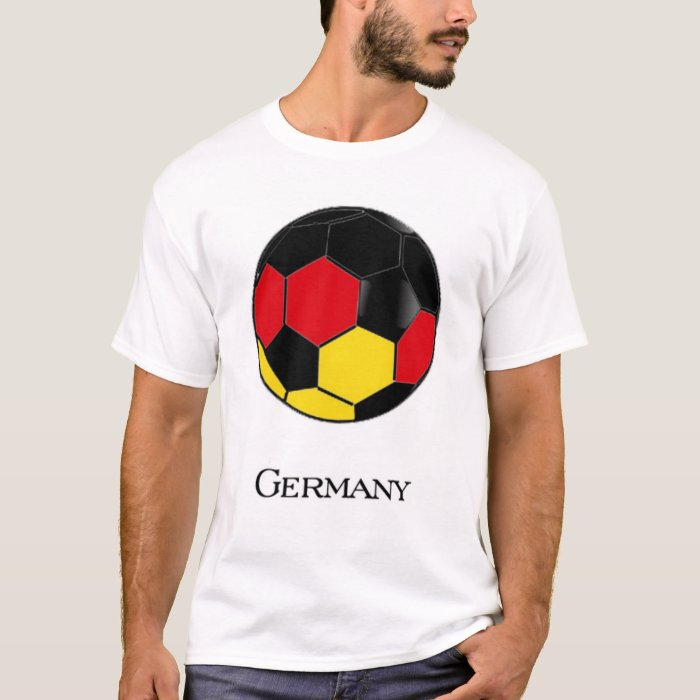Germany World Cup Soccer T-Shirt