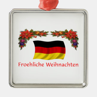 GermanyChristmas Christmas Ornament