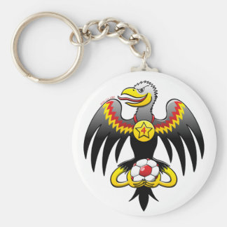 Germany's Eagle Soccer Champion Key Chains