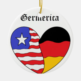 Germerica Christmas Ornament