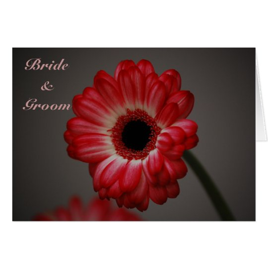 Germini Wedding Card