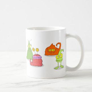 Germs Coffee Mug