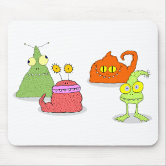Germs Mouse Pad