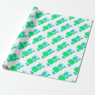 Germs! Wrapping Paper